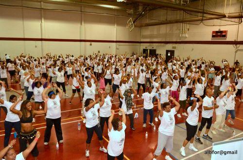 Zumba® Dance Experience