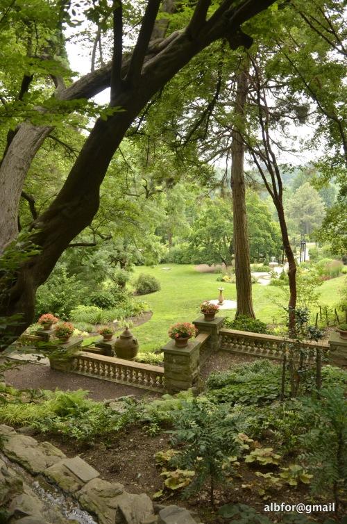 Vista of one perspective of Morris Arboretum_DSC5530