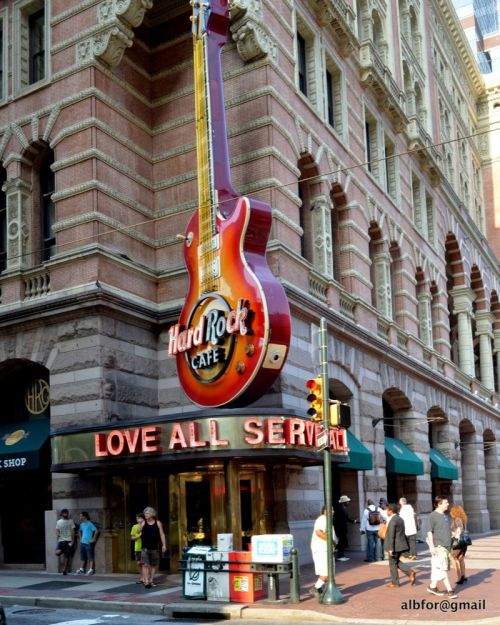 The Hard Rock Cafe DSC_6724