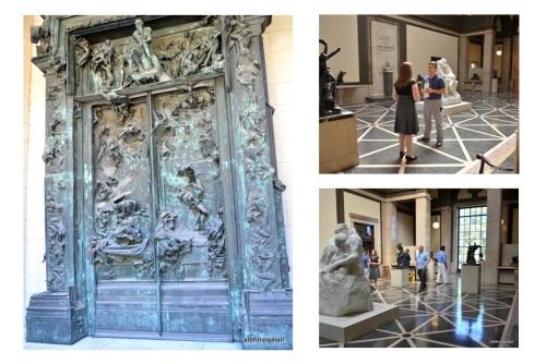 Rodin Museum landscape restoration project