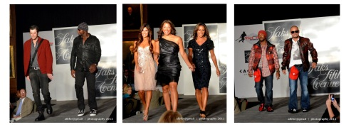 Shane Victorino's Fashion show Catwalk-Models-upload3
