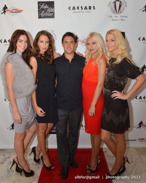 Models: Lorraine Serafini, Livia Kanes, Kyle Nakazawa, Rita Morkunaite & Joclyn Kenner
