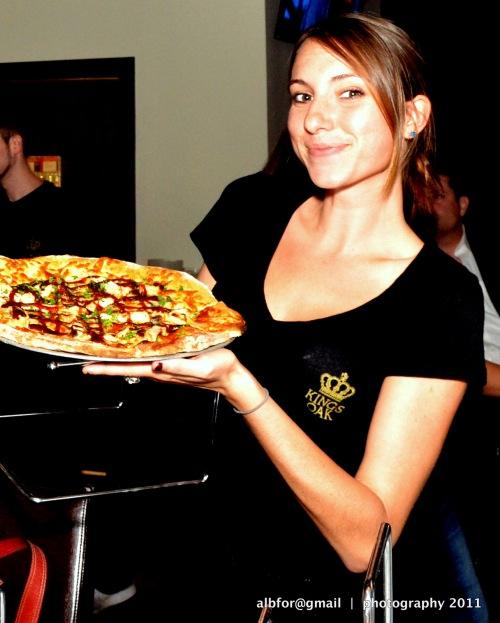Sep 30, 2011 King's Oak food server DSC_3960