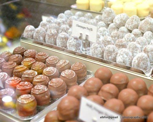 Oct 19, 2011  Teuscher Chocolates DSC_6995