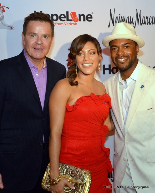 Nov 12, 2011 Havana Nights  Mike Jerrick with Johari & Jimmy Rollins