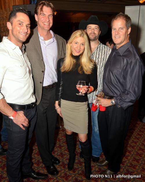 Nov 16, 2011 Phila., Whiskey Festival 2011 Group shot DSC_0868
