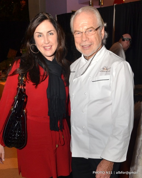 Nov 17, 2011  15th Annual Signature Chefs Auction  Nicole Cashman & Chef Jean Marie Lacroix