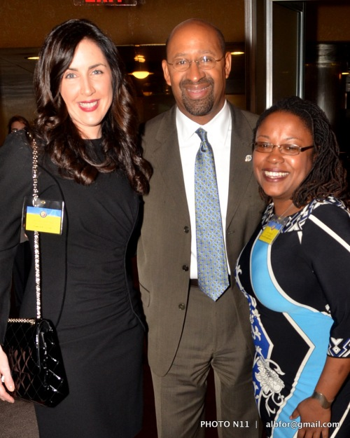 Nov 22, 2011  Nicole Cashman, Mayor Michael Nutter & Erica Atwood