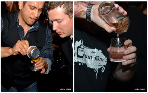 Dec-13,-2011-PW's-1st-Iron-Mixologist-Competition-Duo-2