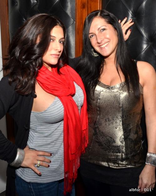 Dec 13, 2011 Michelle Marie Obrien & Pamela Leigh Gordon
