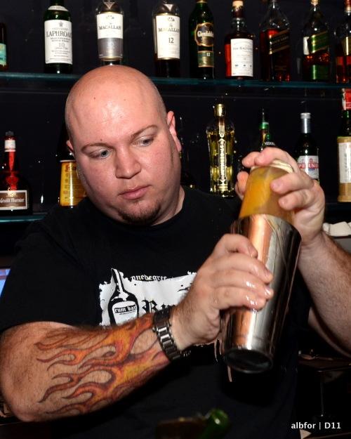 Dec 13, 2011 Tashan  | Adam Cantor ~ Rum Bar