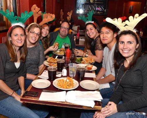 Dec 22, 2011 14th Annual Reindeer Romp | Bishop's Collar DSC_6704