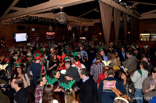 Dec 22, 2011 14th Annual Reindeer Romp Urban Saloon DSC_6823