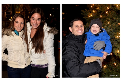 Nov-30,-2011-Rittenhouse, Angela & Ashley   |  Bryan with son Grant (3 years old)
