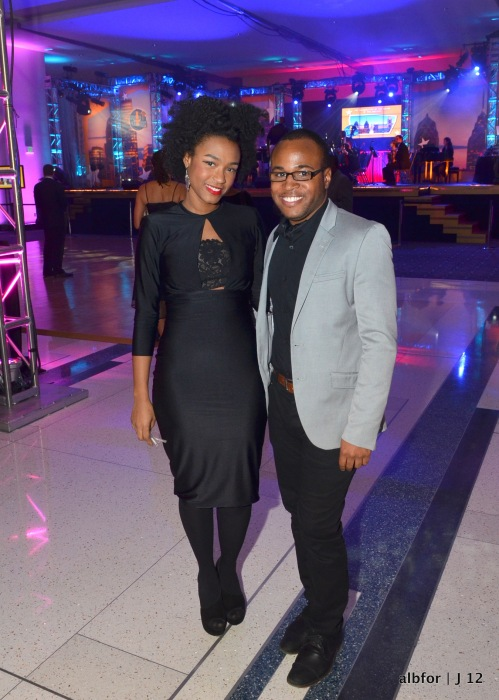 Jan 2, 2012 Mayor Nutter's Inauguration Party Rakia Reynolds & Marvin Hickman