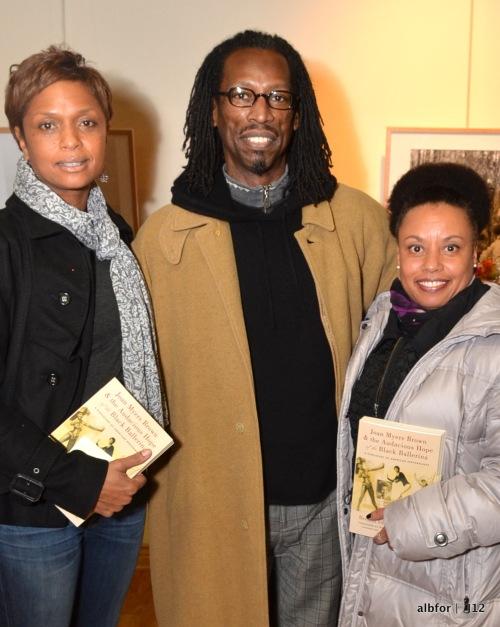 Jan 9, 2012 Evelyn Ebo, Warren P. Miller II & Wendy Henderson