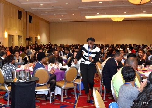 Feb 18, 2012 Momentum, Dinner Plenary DSC_4343