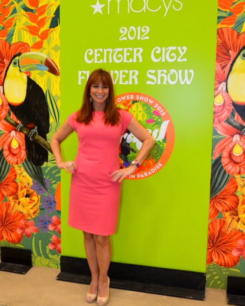 "MAR 28, 2012 Jill Zarin for the ""Find Your Magic"" Spring Fashion Show at Macys"