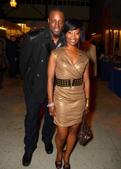 """Mar 24, 2012 """"Charlie Mack (1st Out of the Limo)"""" & Felisha Harris"""