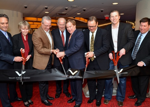 Mar 31, 2012 Valley Forge Casino Ribbon Cutting, Ribbon-Cutting-DSC_4477