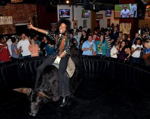 May 11, 2012 Johnny Utahs VIP Grand Opening , Andre-3000-076-DSC_7519