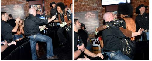 May 11, 2012 Johnny Utahs VIP Grand Opening , Duo-Board-B