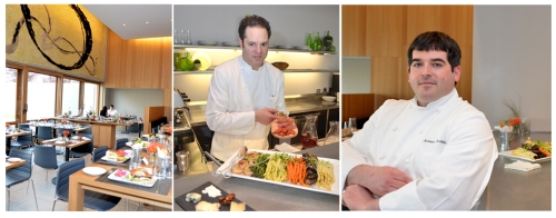 The Garden Restaurant  |  Andrew Perekupka, Senior Executive Chef & Richard Freedman, Executive Chef