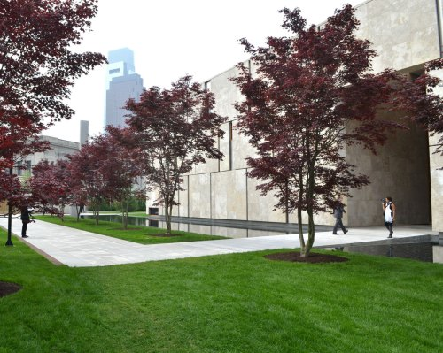 May 16, 2012, Barnes Foundation Opening Press Preview, Outside-building,-012-DSC_7959