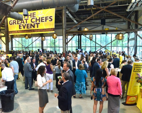 Jun 12, 2012 7th Annual Great Chefs/ Alex's Lemonade Charity DSC_1660
