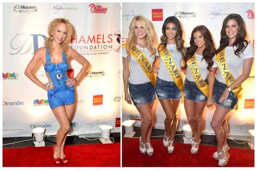 Aug-27,-2012-Diamonds-&-Denim-event-~-Cole-&-Heidi-Hamels-Dou-Board-A