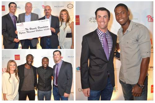 Aug-27,-2012-Diamonds-&-Denim-event-~-Cole-&-Heidi-Hamels---Tricip-Board-A, Aug-27,-2012-Diamonds-&-Denim-event-~-Cole-&-Heidi-Hamels---Tricip-Board-AAldis & Edwin Hodge