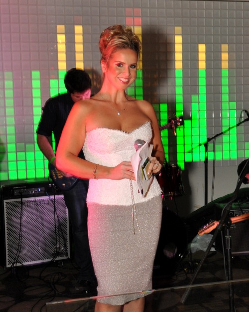 Nov 15, 2012 4th Annual RAWards at G Lounge, Maria Papadakis