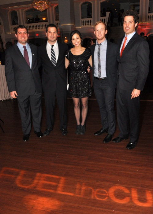 Nicholas Wiley, Jeffry Wiley, Megan Doerfler, Benjamin Wiley with David Roallen, DMD