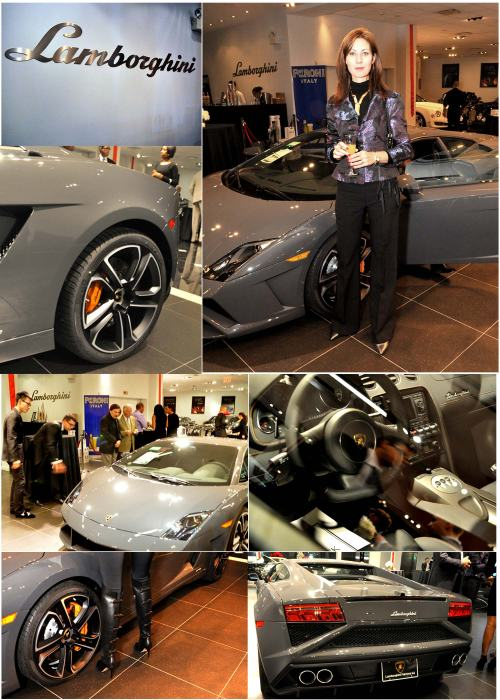DEC 7,  2012   FRIDAY F.C. KERBECK - Lamborghini Launch Eve