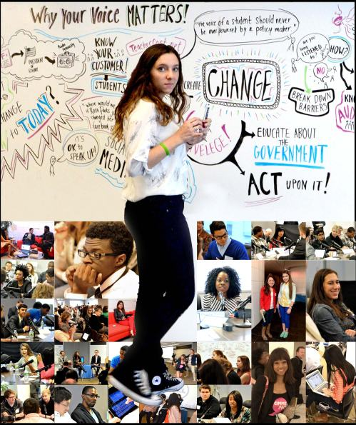 Apr 13, 2013 Student Voice Live! - A Student Summit