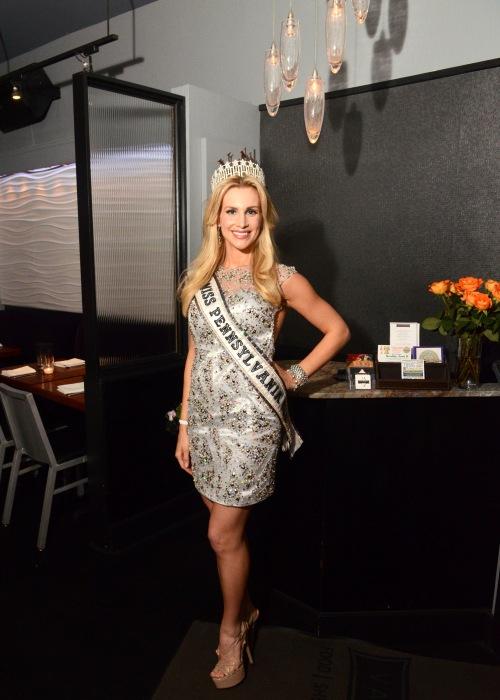 Miss Pennsylvania USA 2013, Jessica Billings.