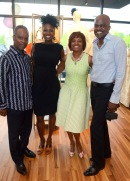 May 11, 2013 Grand Opening of Sache Boutique-CHADDS FORD