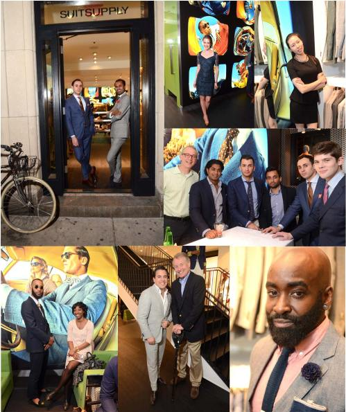May 2, 2013 Suitsupply Opening Party! 1601 Locust Street