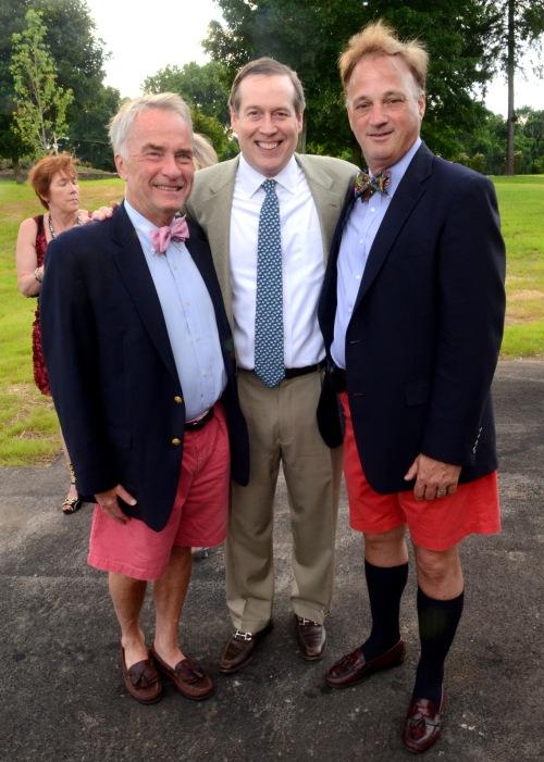 Jeff Gordon, Phil Bernett (PECO) and David S. Cavanaugh, DSC_6952