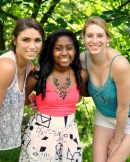 June 29, 2013, Alexis Alexandra Rooney HS Graduation party
