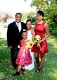 Oct 5, 2013 Dwayne and Jena Wedding Reaffirmations!