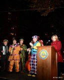 Dec 3, 2013 The Rittenhouse Square Tree Lighting