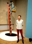 Jan 24, 2014  Opening Party, Yinka Shonibare MBE @ The Barnes Foundation