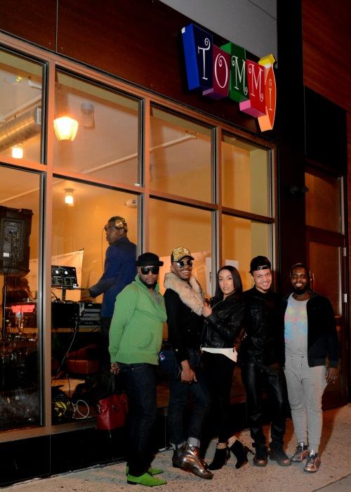 TOMMI STUDIOS, Renee Philadelphia International launch & VIP Ribbon Cutting