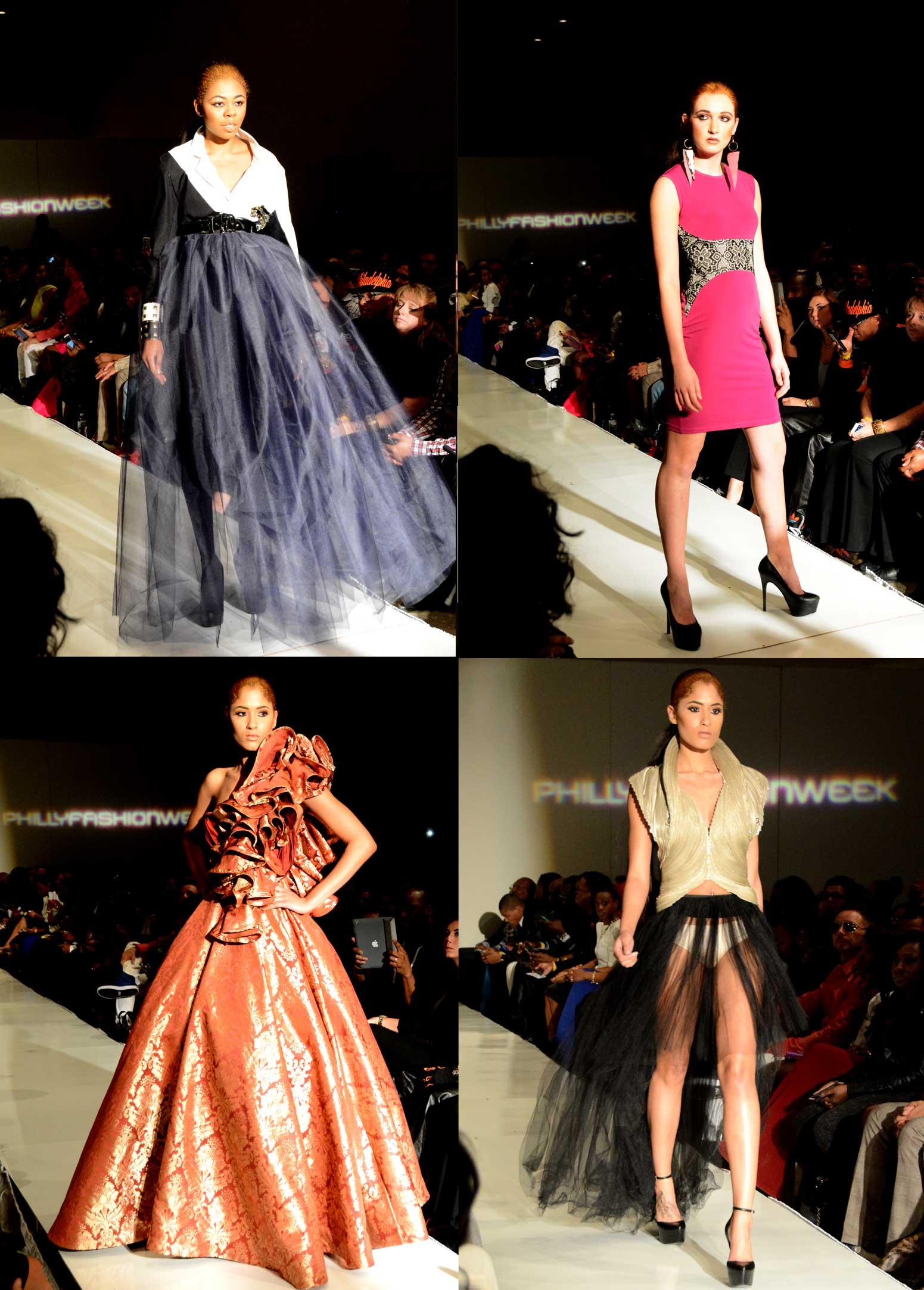 Feb 22 2014 haute couture runway show the crane arts for American haute couture