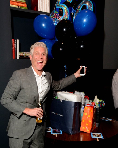 Feb 28, 2014 Surprise 50th Birthday party for Craig @avance