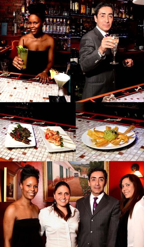 Mixto-Restaurant, Shanell Verandez, Magali Acurio, Julio Cesar Vigarte and Dey Deshayes