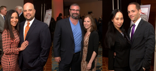 Ameris Roman & Edwin Roman | Stephen & Tamar Olitzky   | Heather and Daniel Sobol