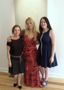Jun 28, 2014 Bazemore opening~Ella Kolanowska's first solo US Exhibition