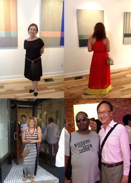 Jun-28,-2014-Bazemore-opening~Ella-Kolanowska's-first-solo-US-Exhibition~Board-UPLOAD